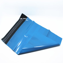 50Pcs/Lot Blue Self-seal Adhesive Courier Pack bags Plastic Poly Envelope Mailer Postal Shipping Storage Mailing Package Bags