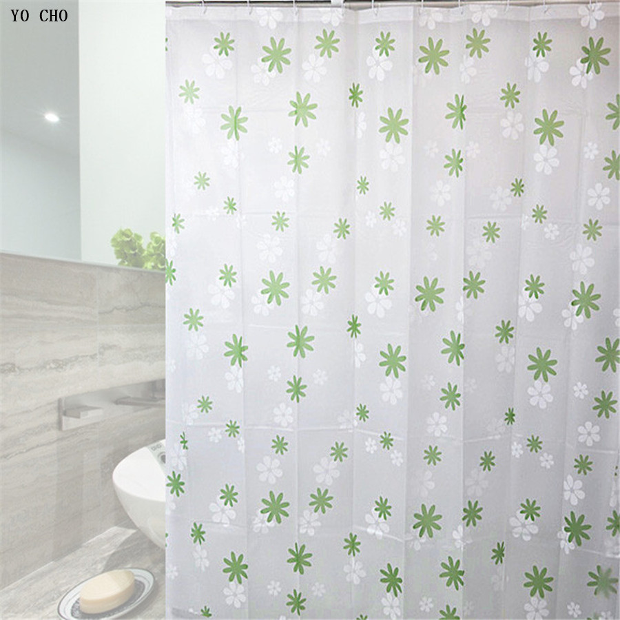 Style selections eva peva print multi fish shower curtain at lowes com -  Peva Shower Curtains By Online Get Cheap Green Bathroom Shower Curtain Aliexpress Com