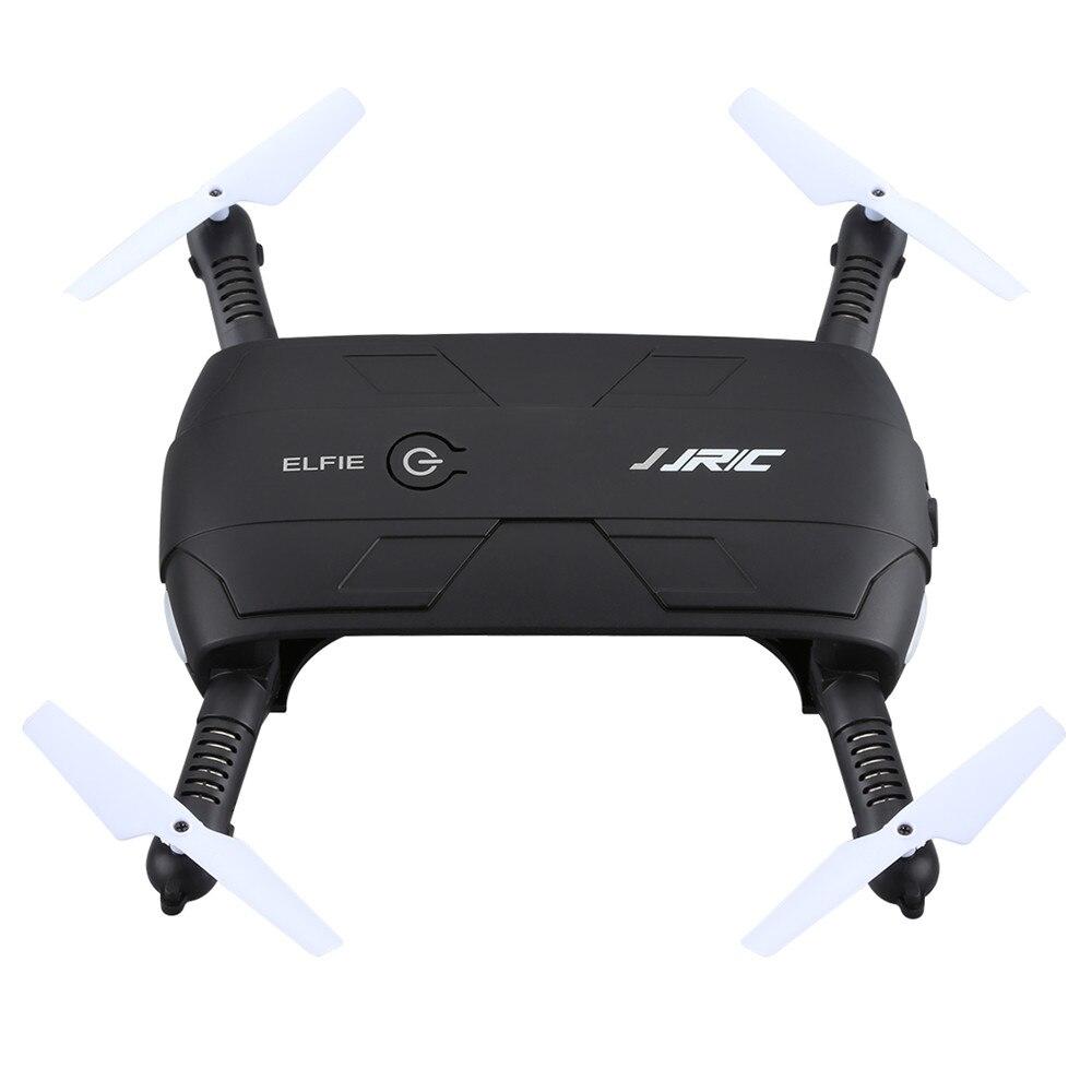 JJRC H37 ELFIE Foldable Pocket Selfie Drone WiFi FPV Phone Control Quadcopter Altitude Hold G-Sensor Mode 720P HD Selfie Drone 15
