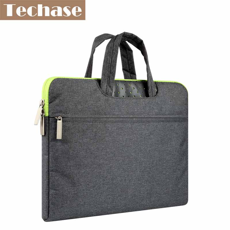 Original Quality Laptop Bag For Xiaomi air 13 Sleeves Unisex Briefcase Waterproof For Surface Pro Handbag Case For Dell Inspiron(China (Mainland))