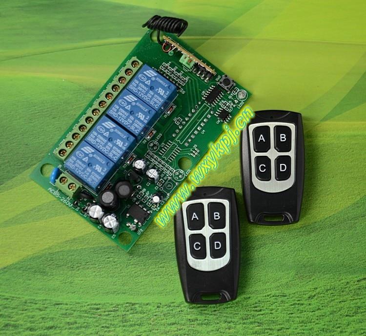 220v multifunctional wireless remote control switch waterproof key<br><br>Aliexpress