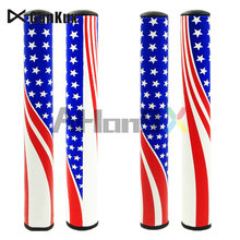 Gonkux PU Oriented US Star Golf Grips Club-Making Products Club Grips Golf Club Grips