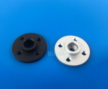 2pcs Metal Servo Hub horn,Servo arm,Metal steering wheel Small disc,standard suitable for standard servo,free shipping