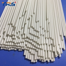 scale model ABS plastic tube round Tube,Dia 4.0mm length 50cm Bar for architectural model Layout making materials