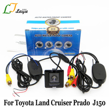 Laijie Wireless Camera For Toyota Land Cruiser Prado LC 150 LC150 2010~2016 / HD CCD Night Vision / Auto Rear View Backup Camera