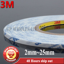 Original 3M White Strong Sticky Glue Tape for Samsung iphone ipad Smart Phone Tablet Camera Lens Display Bezel Fix 9448 Scotch