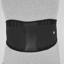 2017 Women Men Waist Belt Lumbar Support Lower Back Waist Support Prevent Lumbar Disc Waistband 6 PP Strips Health Care