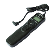 SHOOT RS-80N3 LCD Timer Remote Shutter Release for Canon EOS 5D 6D 7D 10D 20D 30D 40D 50D D30 D60 Mark III Mark II 1Ds Mark III(China)