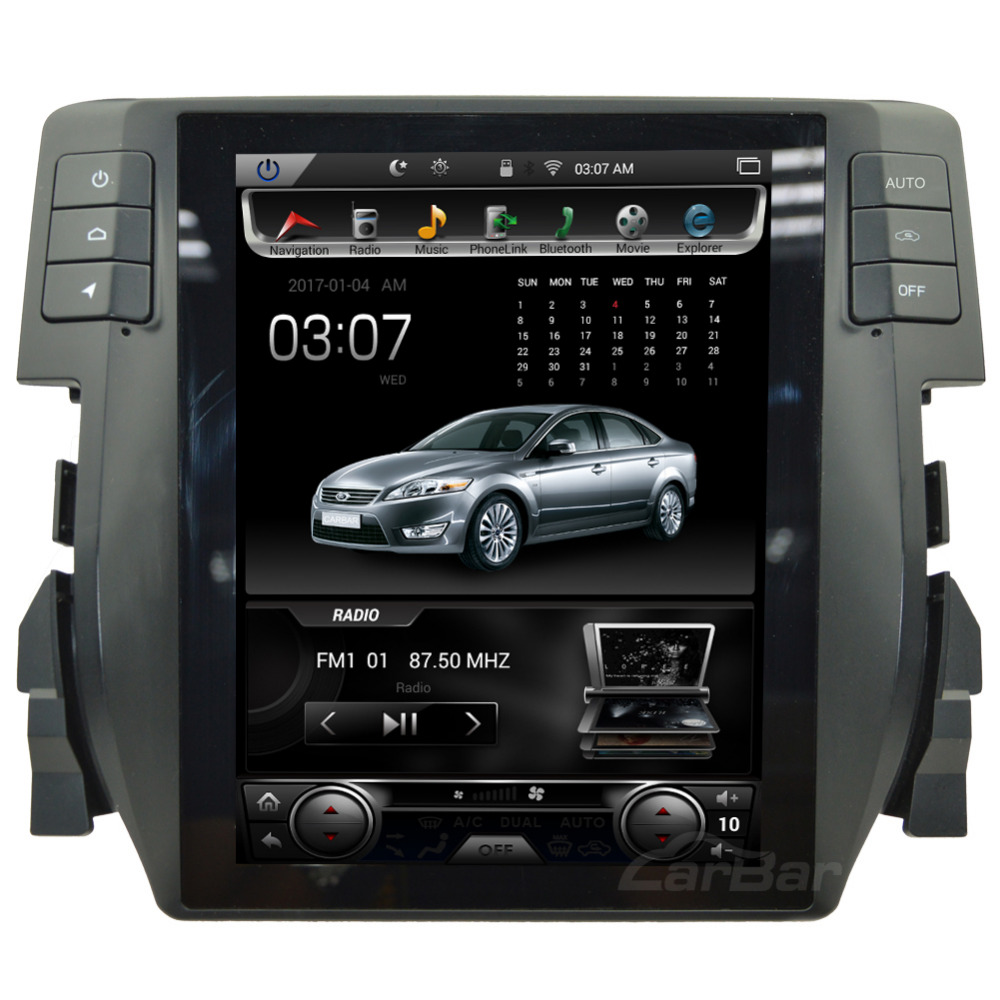car dvd for honda civic (5)