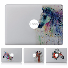 Fantasy Horse Ink Style Animal Vinyl Decal Laptop Sticker For DIY Macbook Pro Air 11 13 15 inch Laptop Skin