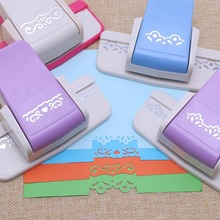 Printing Paper Hand Shaper Tag Card Craft DIY Scrapbook Punch Cutter Tool YH303