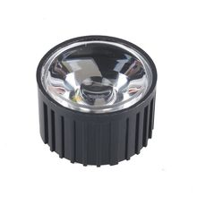 10pcs 20mm 60 degrees LED Lens Reflector For 1W 3W 5W High Power LED  Lamp Light
