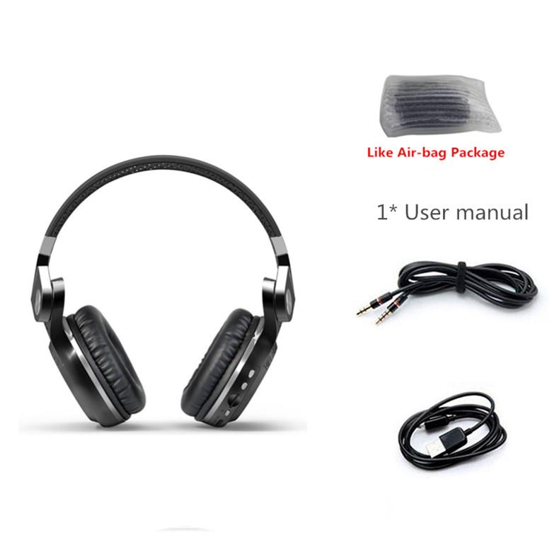 original bluedio ht wireless bluetooth headphones bt 4.1 version stereo bluetooth headset built-in mic for handfree calls (10)_