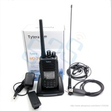 New arrival Original TYT MD390 MD-390 DMR Digital Two way Radio/Walkie talkie UHF 400-480MHZ Long range + Free cable&earpiece