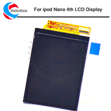 1pcs brand new internal inner LCD display screen repair replacement for ipod nano 4th gen 8gb 16gb Free shipping+tools(China)