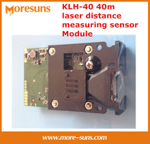 Fast Free Shipping KLH-40 40m laser distance measuring sensor,High Precision Method of Phase Ranging Module