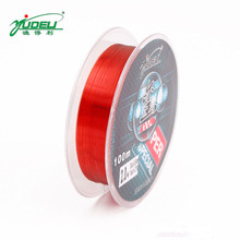 Bobing 100M Nylon Fishing Line Reel Wire Bait Lure Accessories Powerful Strong Japan Line Carp Sea Fishing Cord Tackle String(China)