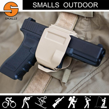 CP style pistol G17 holster GLOCK 19 23 Tactical Airsoft Paintball ar15 Accessories Hunting Shooting Roto Right-Handed Gun Clip(China)