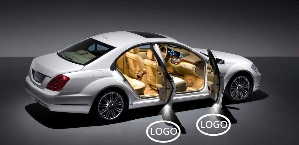 VW logo door light 42