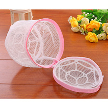 Bra Underwear Wash Bags Laundry Home Storage Bags Bras Nylon Cylinder Bags Protect Clothes Mesh Bathroom Storage Container Cases