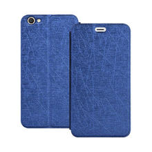 02 Factory price , Top quality new style flip PU leather case open up and down For Prestigio Muze E3 PSP 3531 DUO
