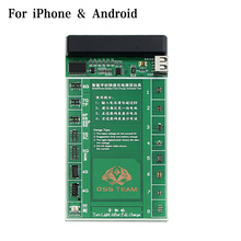 W209A 2 in 1 SmartPhone Battery Fast Charging and Activation Board For iPhone 7 7Plus 6 6s 5 5s 4 4s Mobile Phone Repair Tool(China)