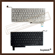 15.4'' A1286 French Keyboards For Apple Macbook Pro A1286 France Keyboard Replacement Keyboards