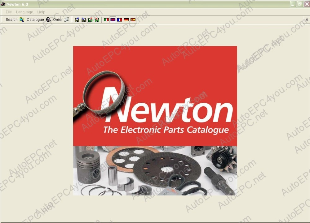 McCormick Newton 7, spare parts catalog, parts manual, parts book<br><br>Aliexpress