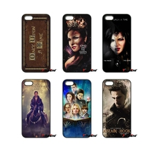 TV Series Once Upon A Time Book Phone Case Cover For iPhone 4 4S 5 5C SE 6 6S 7 Plus Samsung Galaxy Grand Core Prime Alpha(China)