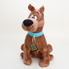 13'' 35cm Cute Scooby Doo Dog Soft Stuffed Plush Toy Dolls Gift For Kids