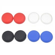 8x Controller Thumb Stick Grips Cap Cover For Sony Play Station PlayStation PS 4 3 2 PS4 PS3 PS2 console jogos Game Accessories