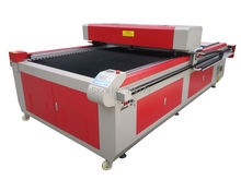 1325 130w CO2 laser cut machine used for ABS , acrylic and other non-metallic materials