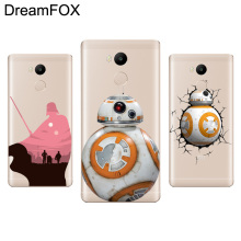 Buy DREAMFOX L091 Star Wars Bb 8 Soft TPU Silicone Case Cover Xiaomi Redmi Note 3 3S 4 4A 4X Pro Global Prime for $1.14 in AliExpress store