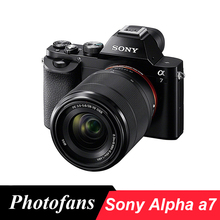 Sony Alpha a7 Mirrorless Digital Camera with 28-70mm Lens(China)