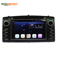 2Din Android 6.0 Quad Core 1.6G*4 Car DVD Player Video Radio Corolla E120 2003-2006 Car GPS Navigation BYD F3 Wifi Mirror Link*