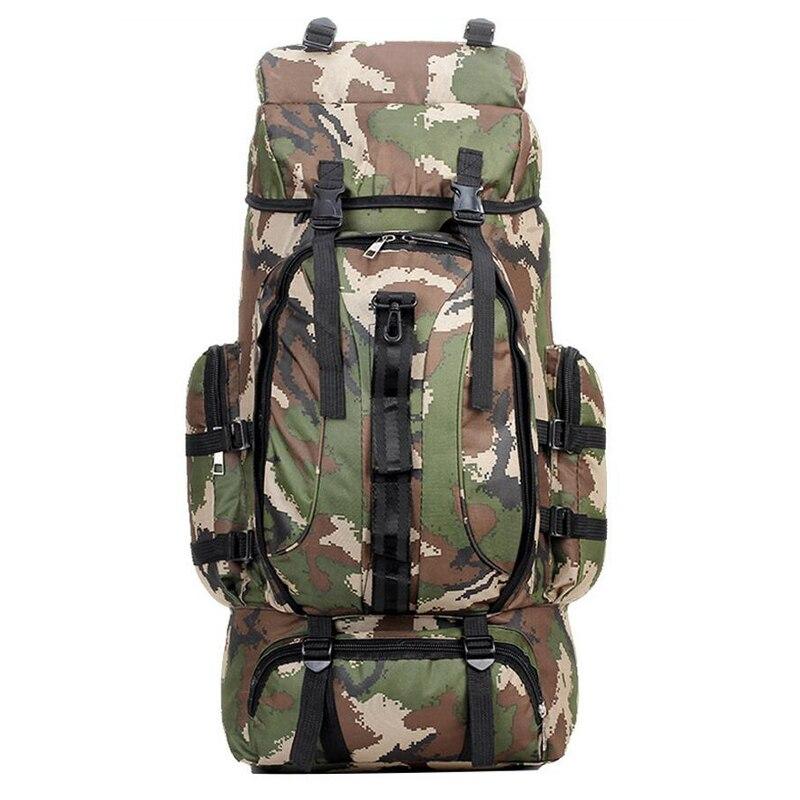 70L Tactical Bag Military Backpack Hiking Tactical Fishing Bag Outdoor Rucksack Camping Hiking hunting Backpacks<br>