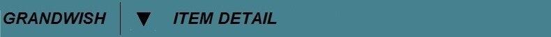 ITEM DETAL -