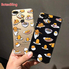 Buy BotexBling cartoon animation Cute Eggs Clear Soft Silicone Transparent TPU Cover Case iphone 8 8plus 7 7plus 6 6s plus 6plus for $4.99 in AliExpress store