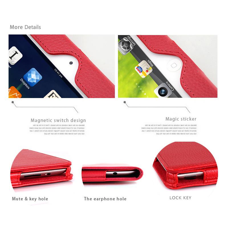 8. Details Ipad case