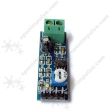 10 pcs LM386 Audio Amplifier Module (gain 20)