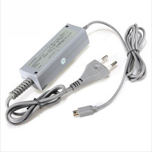 US/EU Plug 100-240V Home Wall Power Supply AC Charger Adapter for Nintendo WiiU Wii U Gamepad Controller joypad(China)