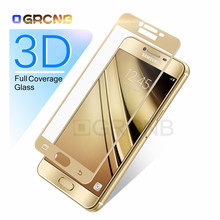 Buy 9H 3D Full Cover Tempered Glass Samsung Galaxy A3 A5 A7 J3 J5 J7 2016 2017 J330 J530 J730 Screen Protector Film Protective for $1.04 in AliExpress store