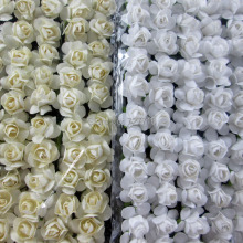 Hot sale!!! 2014 mulberry paper flowers / Artificial paper flowers for scrapbooking and DIY gift box / Free Shipping!!