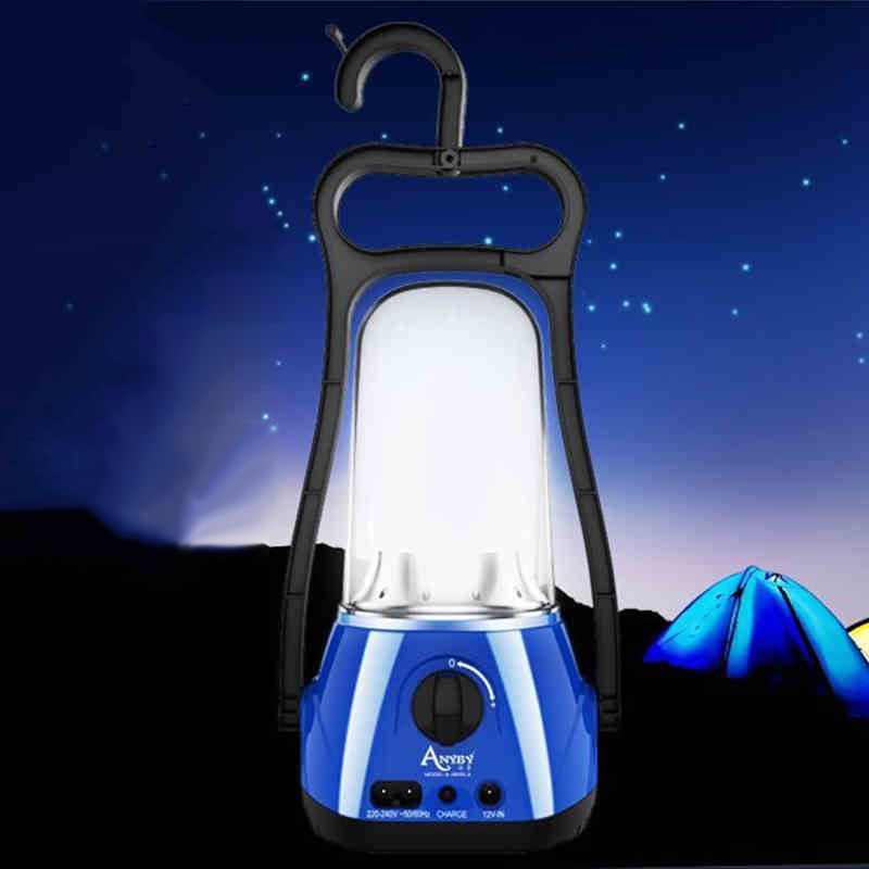 Tent Light Camping Lamp Rechargeable Emergency Lamps LED lighting lamp camp outdoor lantern<br><br>Aliexpress