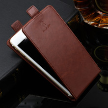 Business Style Vertical Flip Luxury PU Leather Phone Cases Cover for Blackview BV6000 Case Fundas Cellphone Accessories(China)