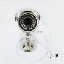 CCTV HD 1.3MP IP network camera Outdoor Waterproof 960p P2P ONVIF, 6mm 3mp lens