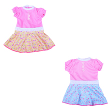 "1pcs Doll Clothes Dress For American Girl 18"" Best Children Gifts Bright Colours Doll Clothes Blue Yellow"