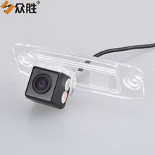 for Kia Sportage R Wireless Car Rear View Camera for Hyundai Elantra Terracan Tucson Accent Reverse Parking Rearview Camera 8233(China)