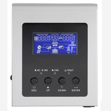 Remote Control Display LCD Controller Panel For Off Grid Solar Inverter ISolar SP SM SM Plus Pure Sine Wave Power Inverter