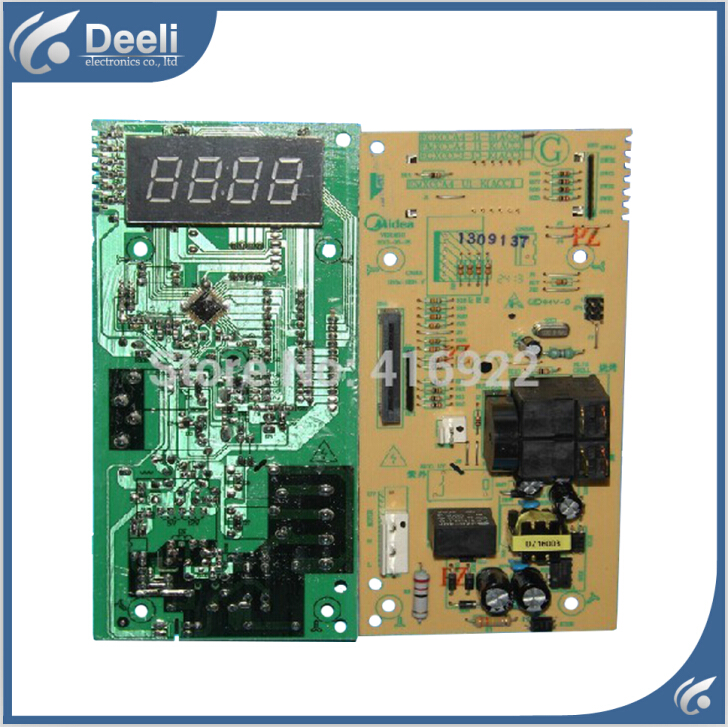 Free shipping 95% New original for Midea Microwave Oven computer board EGXCCA4-01-R/03-K/06-K/11-K mainboard on sale<br>